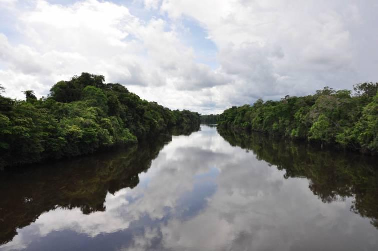 Muitas das crianças e jovens que precisam atravessar o rio não sabem nadar,  e têm consciência que se caírem dentro d'água, podem morrer.